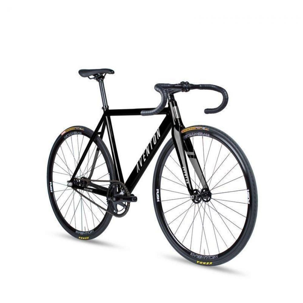 Велосипед Aventon Cordoba 55cm черный