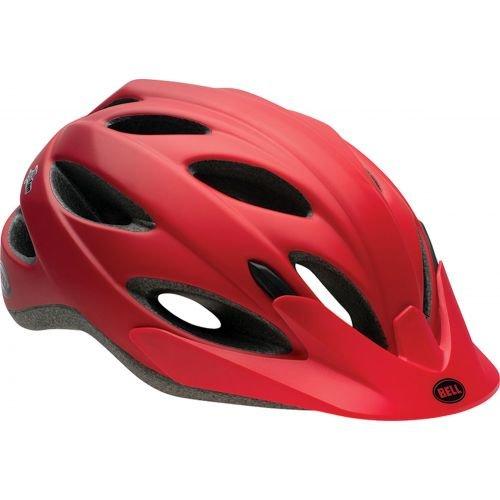 Шлем BELL Piston матовый красный UN