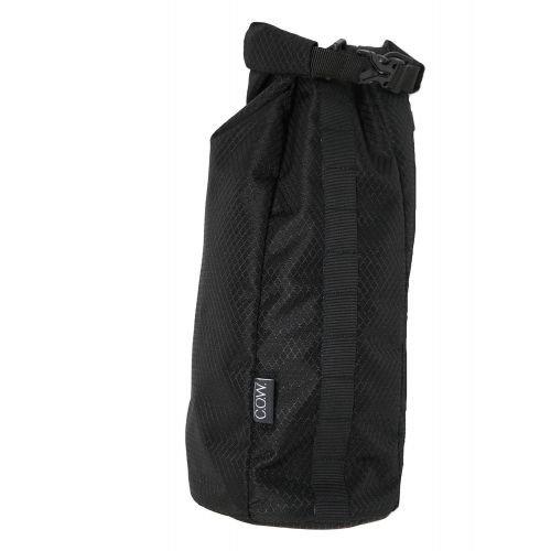 Пакинг сумка на вилку COW Anycage ripstop черный