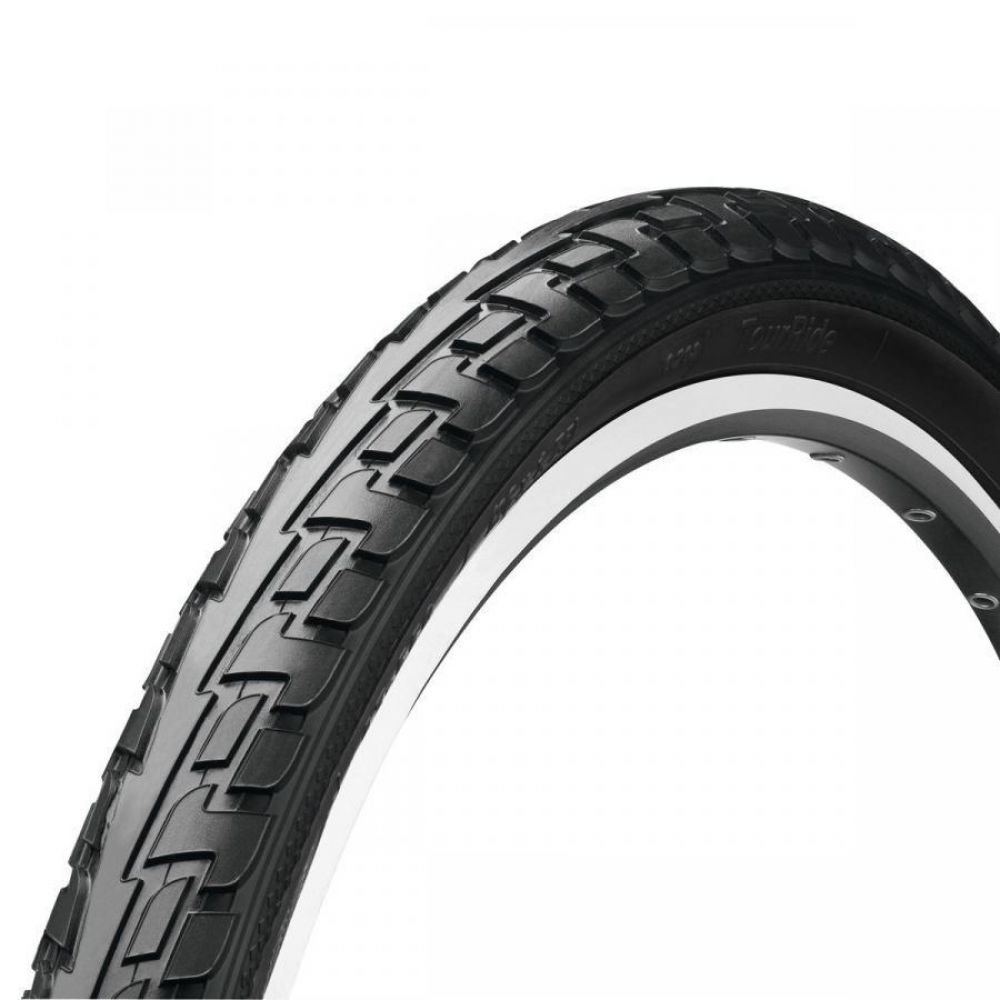 "Покрышка Continental RIDE Tour Reflex, 28"", 700 x 42C (40C), 28 x 1.60, 42-622, Wire, ExtraPuncture"