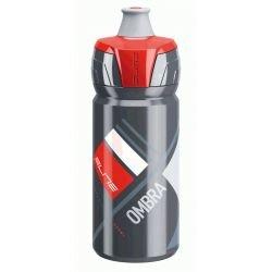 Фляга ELITE OMBRA 550ml красный лого