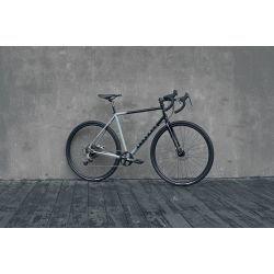 Велосипед Fairdale Weekender Nomad 2019 ( L ) черно-серый