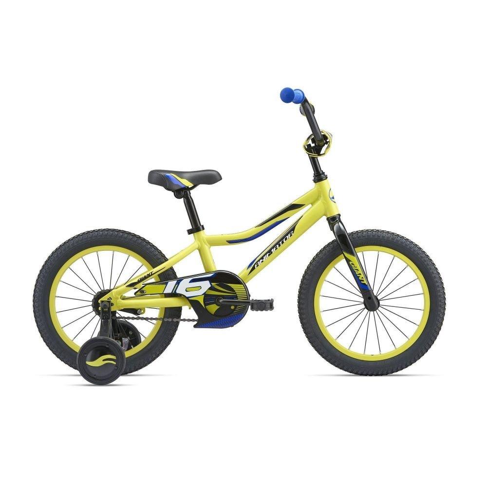 Велосипед Giant Animator 16 желтый 2018