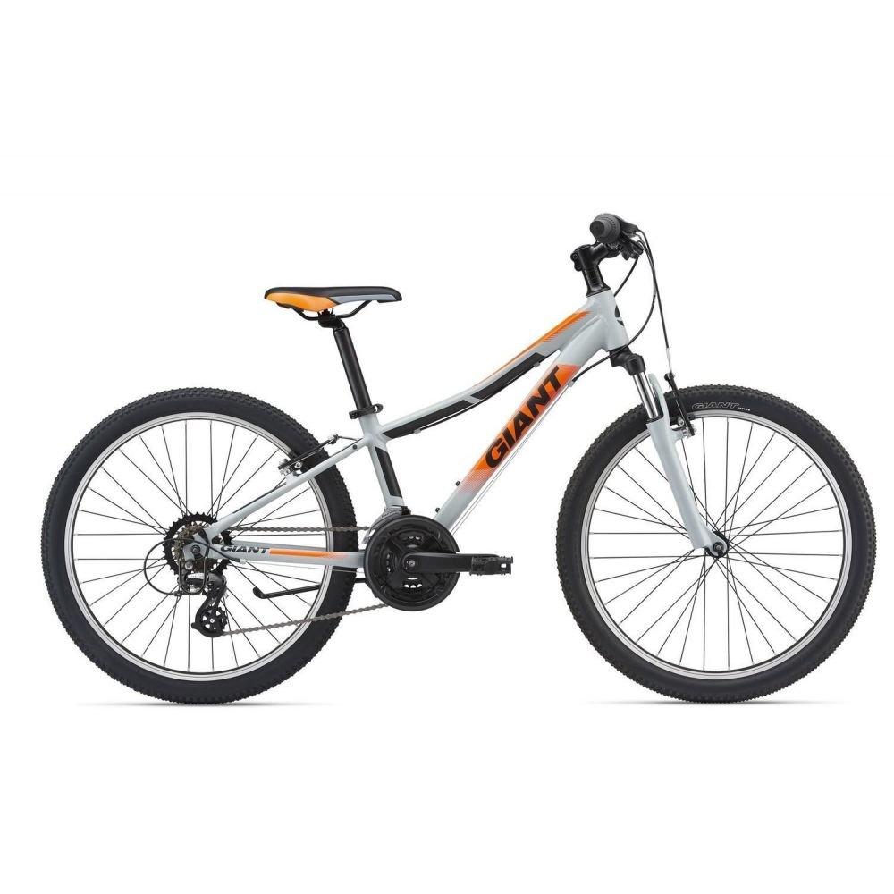 Велосипед Giant XTC Jr 24 1 серый 2018