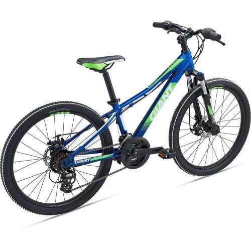 Велосипед Giant XTC Jr 24 1 Disc электр.син 2018