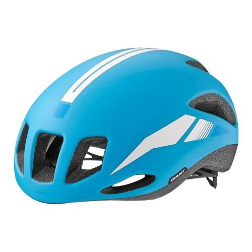 Шлем Giant Rivet голубой L