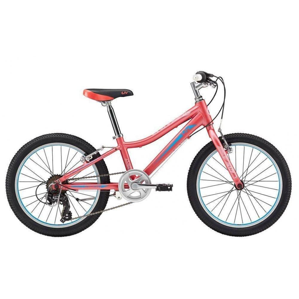 Велосипед Liv Enchant 20 Lite красный