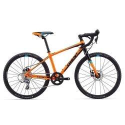 Велосипед Giant TCX Espoir 24 оранжевый