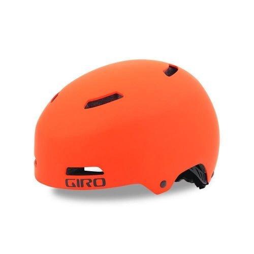 Шлем Giro Quarter FS мат. Vermillion, M (55-59см)