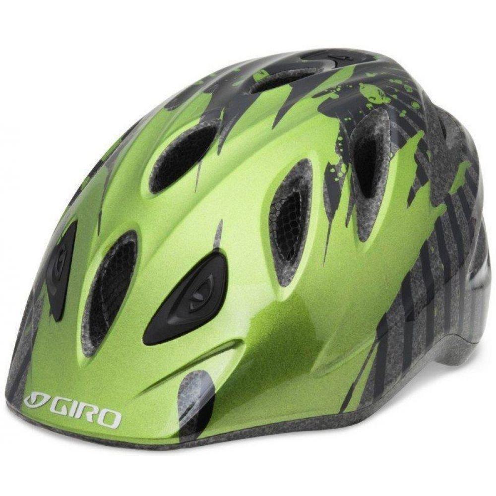 Шлем Giro Rascal черно-зеленый Dunk S/M