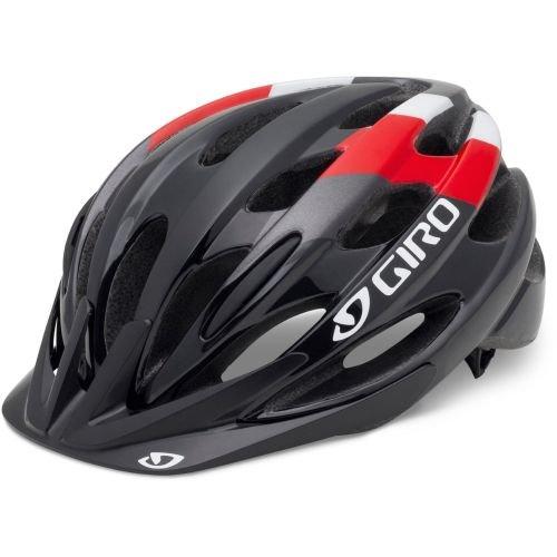 Шлем Giro Revel красно-черный
