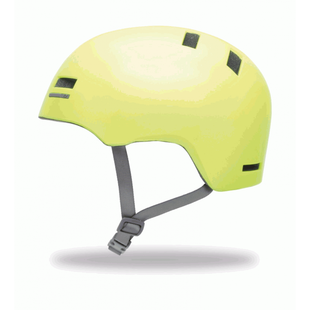Шлем Giro Section матовый желтый M