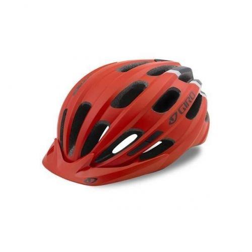 Шлем велосипедный Giro Hale мат. ярк.красн., Uni (50-57см)
