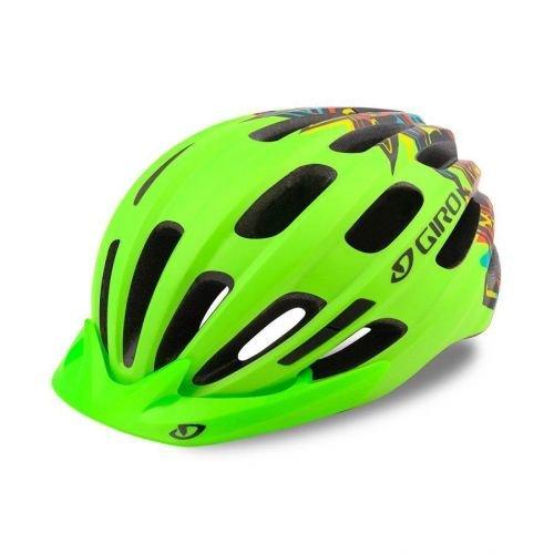 Шлем велосипедный Giro Hale мат.лайм, Uni (50-57см)