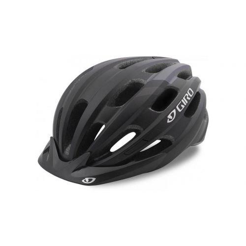 Шлем велосипедный Giro Hale мат.черный, Uni (50-57см)