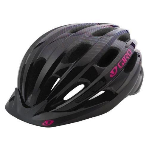 Шлем велосипедный Giro Vasona черный Floral Daze, Uni (54-61см)