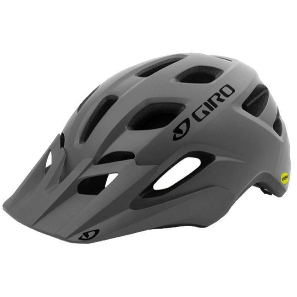 Шлем велосипедный Giro Fixture мат.серый, Uni (54-61см)