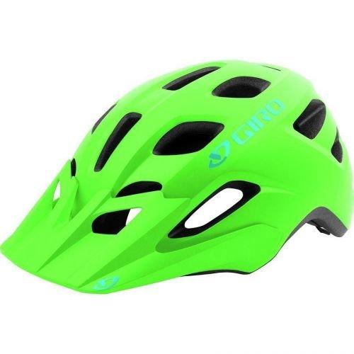 Шлем велосипедный Giro Fixture мат.лайм, Uni (54-61см)