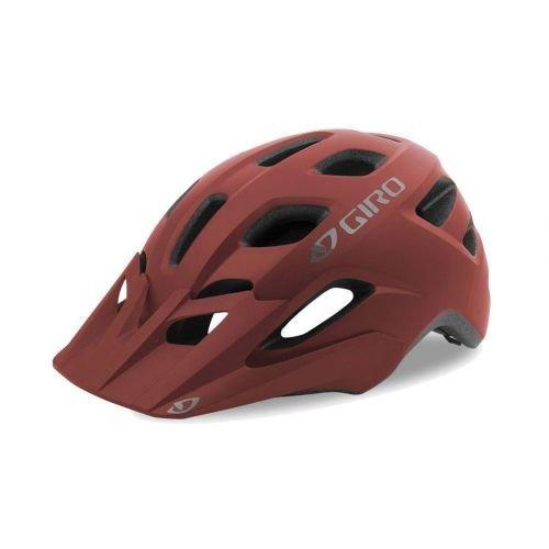 Шлем велосипедный Giro Fixture мат. т.красн., Uni (54-61см)