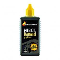 Смазка для цепи Hanseline MTB-Oil, 125мл (графитная