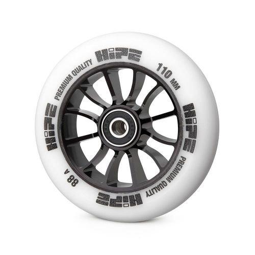 Колесо LMT01 110мм черно/белое