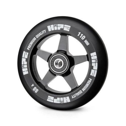 Колесо LMT09 110мм черный