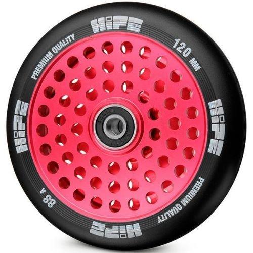 Колесо LMT20 120мм красный