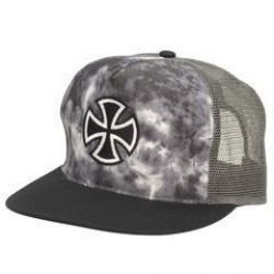 Кепка Outline Cross Trucker Mesh Hat OS Mens Independent
