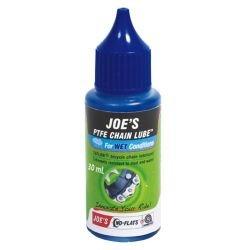 Вело смазка для цепи JOE'S CHAIN LUBE WET 30ml