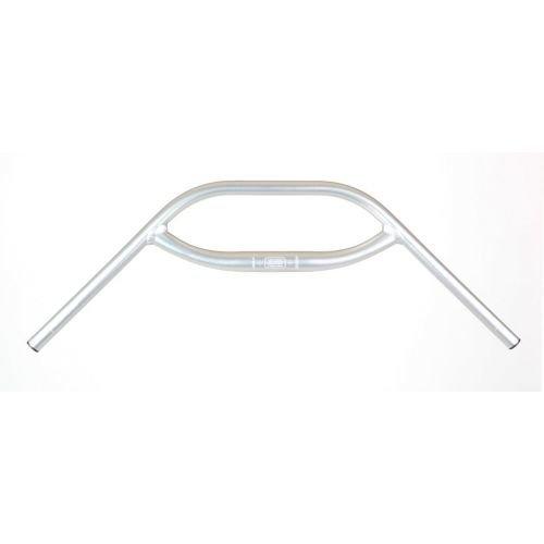 Руль Jones H-Bar Loop Aluminum серебристый