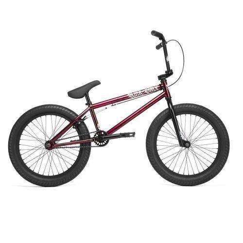 Велосипед KINK BMX Curb, 2020 красный