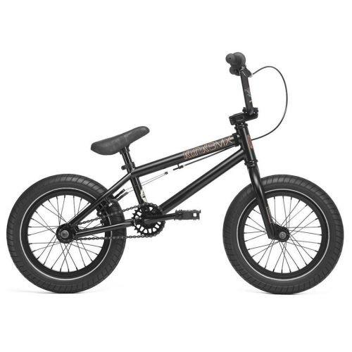 """Велосипед KINK BMX Pump 14"""" чёрный"""