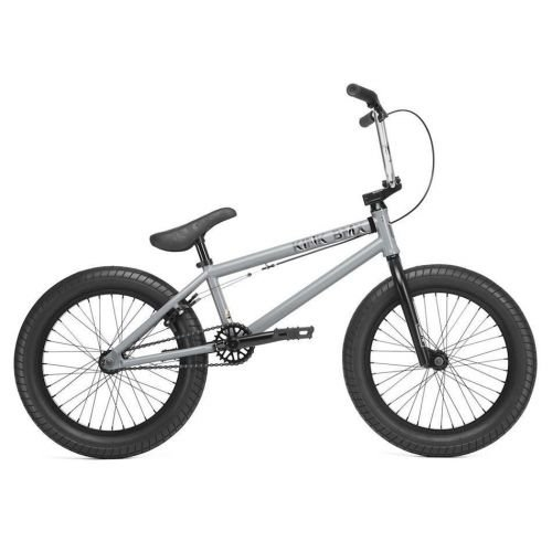 "Велосипед KINK BMX Kicker 18""серый"