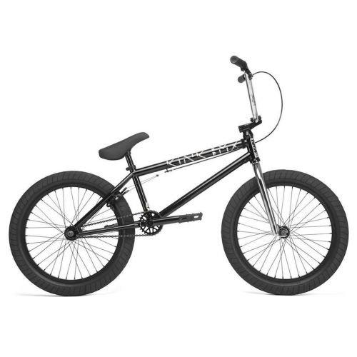 """Велосипед KINK BMX Launch 20.25"""" чёрный"""