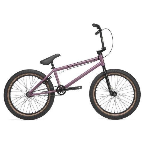 """Велосипед KINK BMX Launch 20.25"""" фиолетовый"""