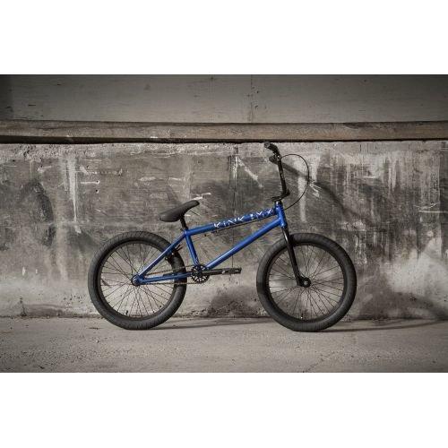Велосипед KINK BMX Launch, 2020 синий NEW