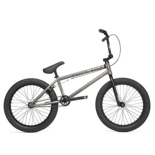 "Велосипед KINK BMX Launch 20,25"" серый"