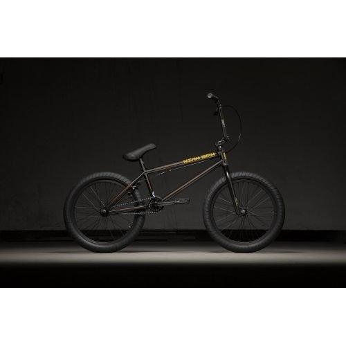 """Велосипед KINK BMX Gap 20,5"""" черно-коричневый"""