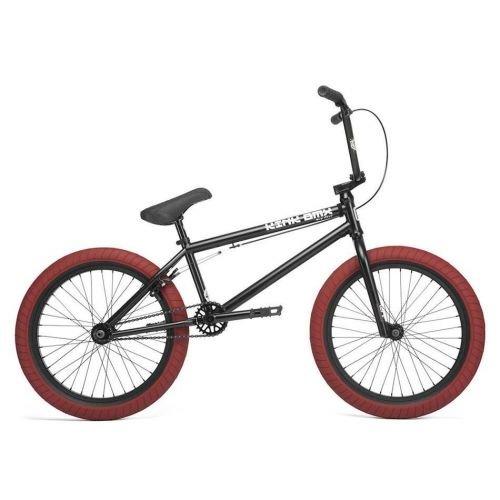 """Велосипед KINK BMX Gap FC 20.5"""" черный"""