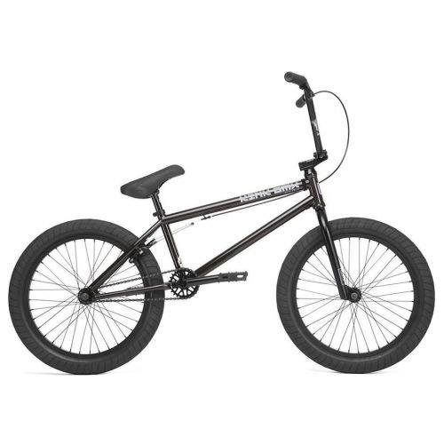 """Велосипед KINK BMX Gap XL 21"""" чёрный"""