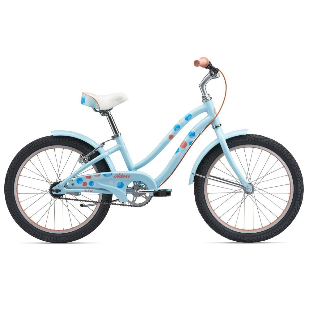 Велосипед Liv Adore 20 синий 2018