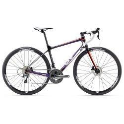 Велосипед Liv Avail Advanced 3 композит фиолетовый