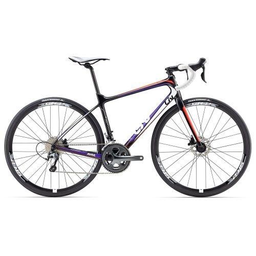 Велосипед Liv Avail Advanced 3 композит фиолетовый S