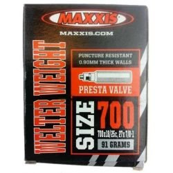 Камера Maxxis Welter Weight (IB69823100) 700x18/25C FV L:80мм