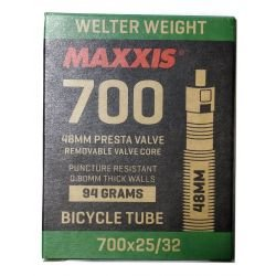 Камера Maxxis Welter Weight (IB93836100) 700x25/32C FV L:48мм