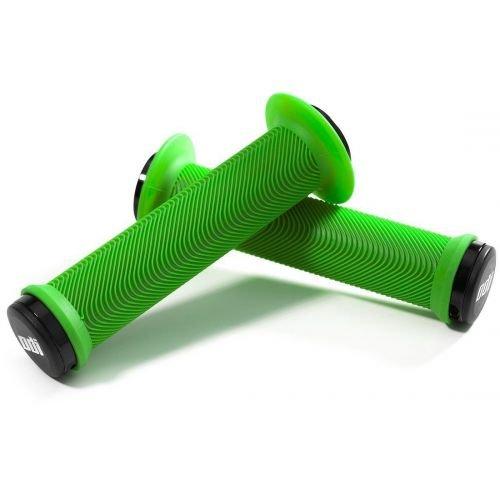 Грипсы ODI Sensus Lock-On зеленые