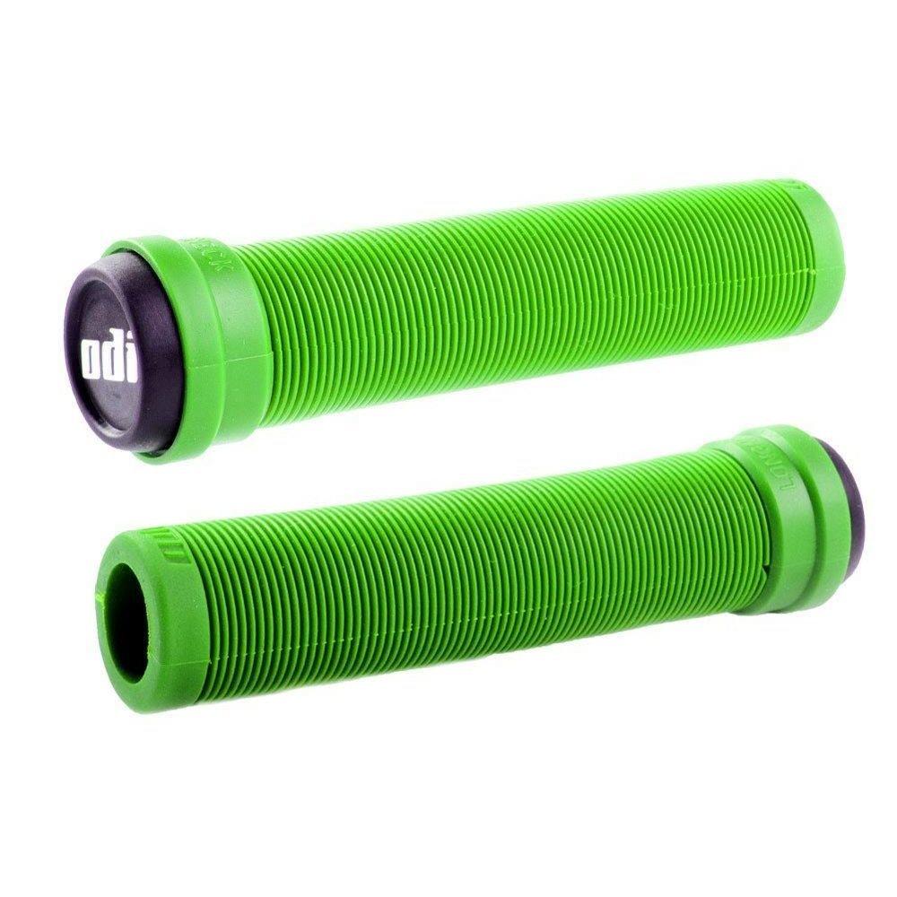 Грипсы ODI Longneck Soft зеленые