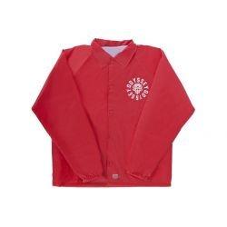Куртка ODYSSEY Central Coach's M красная
