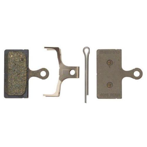 Тормозные колодки Shimano G02S для BR-M8000/M7000, полимер/ resin