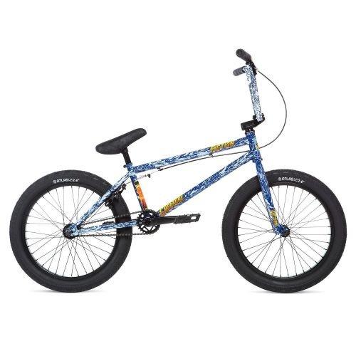 Велосипед Stolen CREATURE ANGRY SEAS BLUE, синий